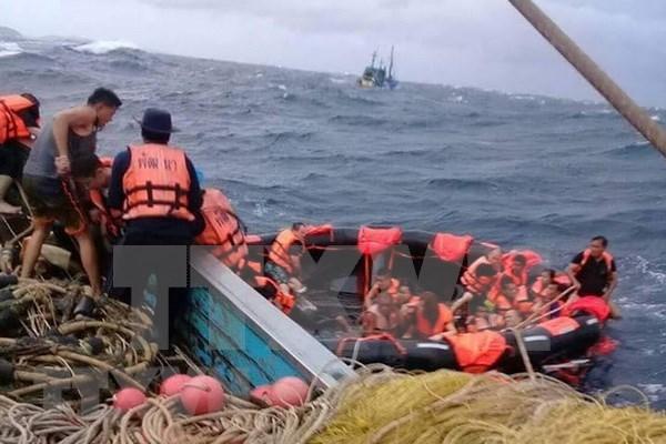 Thailande: 13 corps trouves dans un naufrage a Phuket hinh anh 1