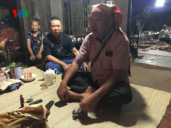 Fetes d'anniversaire originales chez les Nung a Bac Giang hinh anh 1