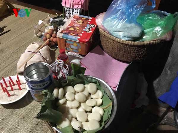 Fetes d'anniversaire originales chez les Nung a Bac Giang hinh anh 2