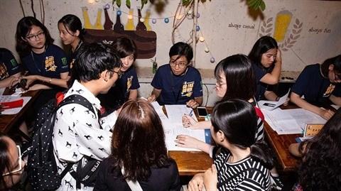 De jeunes cineastes relevent le defi du court-metrage hinh anh 1