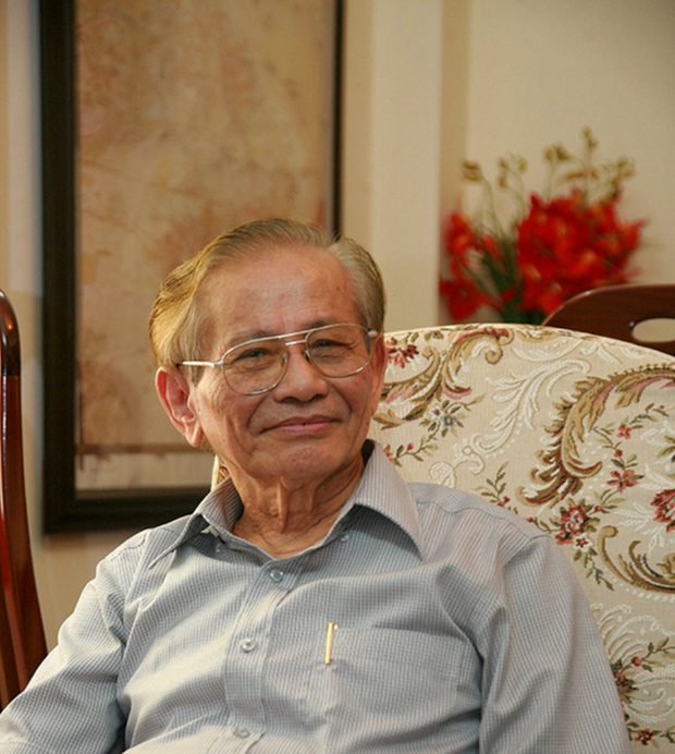 Phan Huy Le, un grand exemple de devouement pour les sciences sociales hinh anh 1