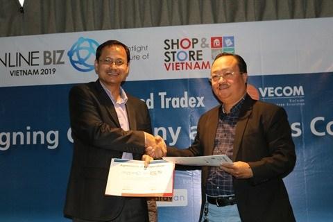 L'e-commerce vietnamien atteindra 10 milliards de dollars d'ici 2020 hinh anh 2