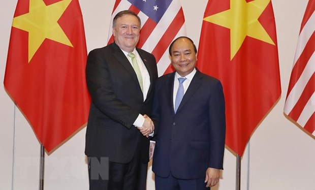 Le PM veut renforcer les liens entre le Vietnam et les Etats-Unis hinh anh 1