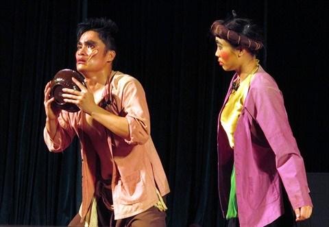 Le theatre traditionnel cherche a assumer le poids de l'heritage hinh anh 2