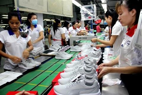 Le 20e Salon international de la chaussure et du cuir s'ouvrira au Sud hinh anh 1