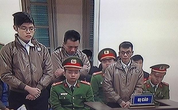 Peines confirmees dans le proces pour propagande contre l'Etat hinh anh 1