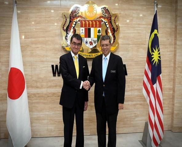 La Malaisie et le Japon discutent de la politique «Regard vers l'Est» hinh anh 1