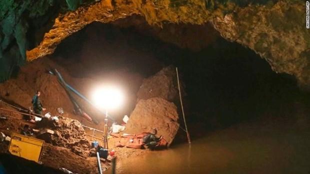 Thailande : la grotte de Tham Luang deviendra un musee hinh anh 1