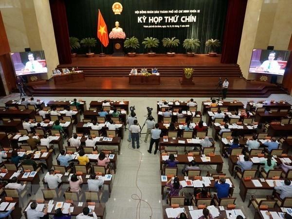 Le Conseil populaire de HCM-Ville approuve plusieurs decisions importantes hinh anh 1
