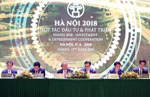 Hanoi draine les investissements pour impulser sa croissance economique hinh anh 1