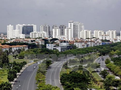 Le secteur de l'immobilier recoit plus de 27% des investissements directs etrangers hinh anh 1