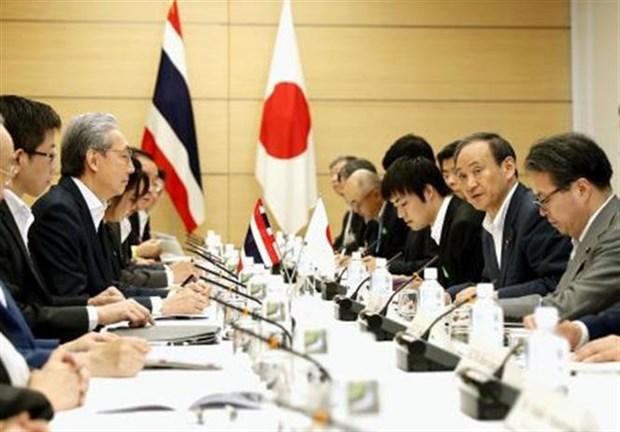 Le Japon et la Thailande renforcent leur partenariat commercial hinh anh 1