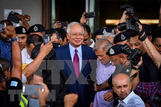 La police convoque l'ex-PM malaisien pour enregistrer sa declaration hinh anh 1