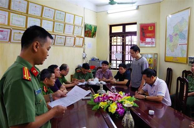 Scandale au baccalaureat a Ha Giang : un cadre de l'education arrere hinh anh 1
