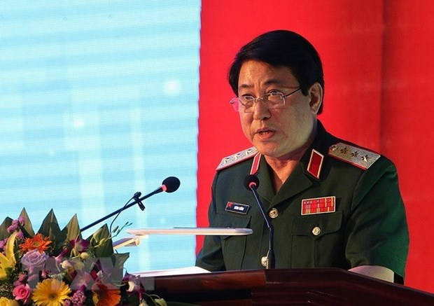 Une delegation de l'armee vietnamienne en visite d'amitie Chine hinh anh 1