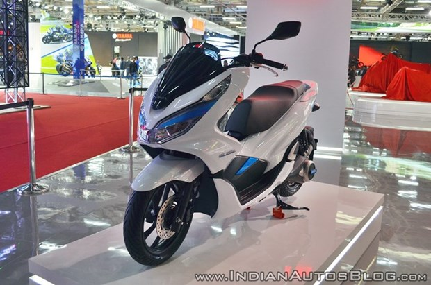 Honda et Yamaha parient sur des modeles de motos hybrides en Thailande hinh anh 1