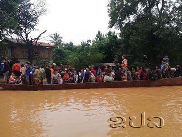 Laos : des centaines de personnes portees disparues suite a l'effondrement d'un barrage hinh anh 3