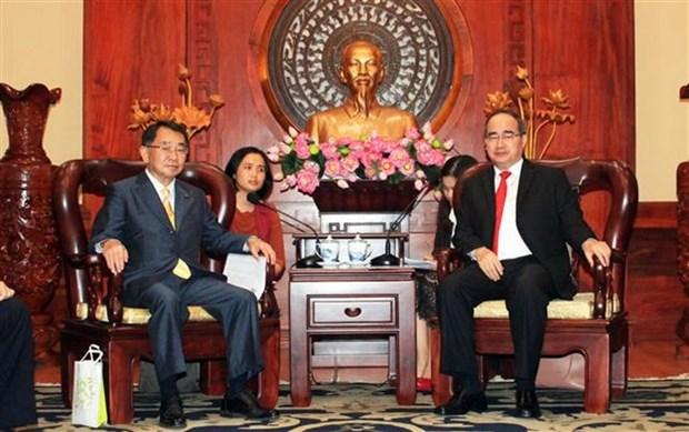 HCM-Ville promeut la cooperation avec les localites japonaises hinh anh 1