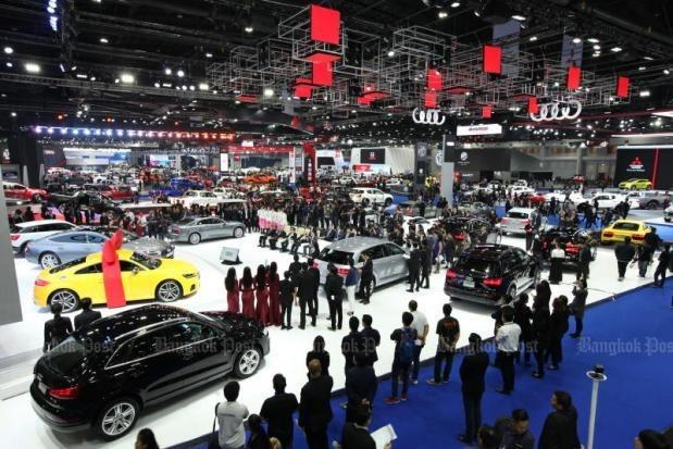 Toyota releve la croissance des ventes automobiles en Thailande hinh anh 1