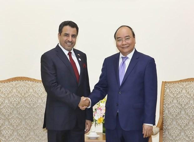 Le Vietnam veut encourager la collaboration avec les EAU hinh anh 1