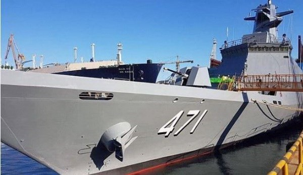 La Thailande recevra la plus puissante fregate d'Asie du Sud-Est hinh anh 1