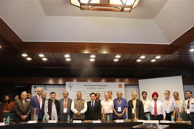 Entre le Vietnam et l'Inde, un grand potentiel de cooperation economique hinh anh 1