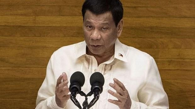 Le president philippin promulgue la loi sur l'autonomie musulmane hinh anh 1