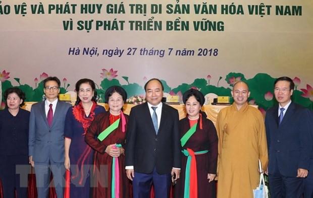 Premiere conference nationale sur la valorisation des patrimoines culturels hinh anh 1