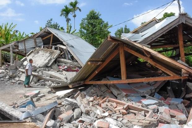 Indonesie : des centaines morts et blesses dans le seisme de Lombok hinh anh 1