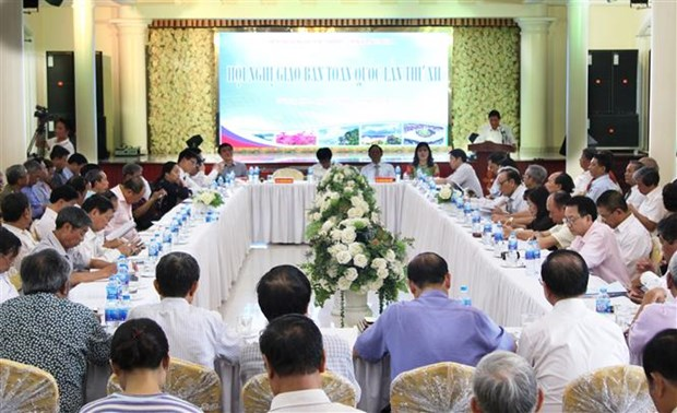 L'association qui sert de passerelle d'amitie Vietnam-Russie hinh anh 1