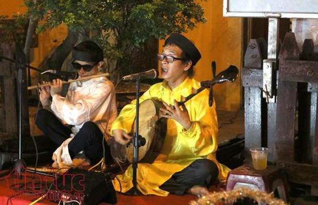 Les espaces musicaux font vibrer le vieux quartier de Hanoi hinh anh 3