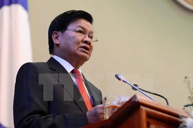 Le Laos travaillera avec d'autres pays pour enqueter sur l'effondrement de barrage hinh anh 1