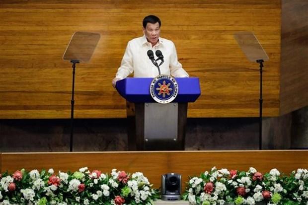 Le president philippin propose des pourparlers de paix avec Abu Sayyaf hinh anh 1