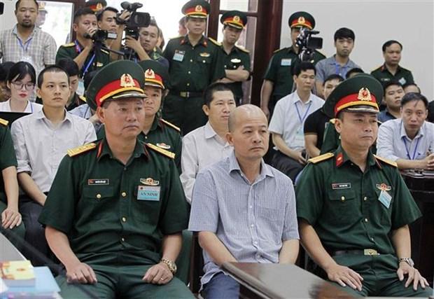 Le proces de Dinh Ngoc He et ses complices s'ouvre a Hanoi hinh anh 1