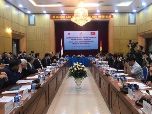 Lancement de la septieme phase de l'initiative conjointe Vietnam - Japon hinh anh 1