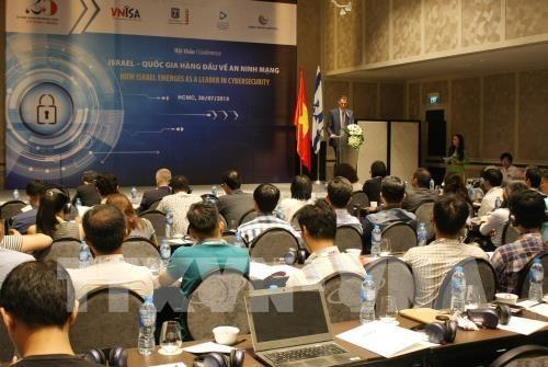 Le Vietnam et Israel veulent cooperer sur la cybersecurite hinh anh 1