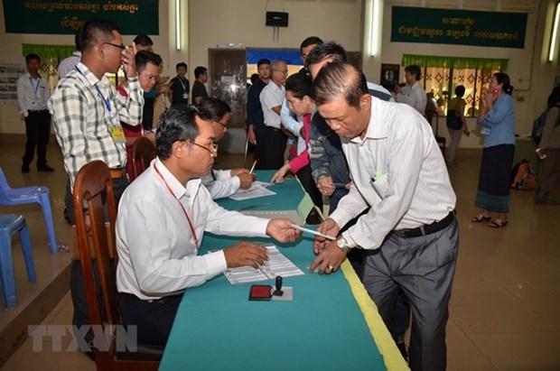 Cambodge : le PPC remporte plus de 4,8 millions de voix aux elections generales hinh anh 1