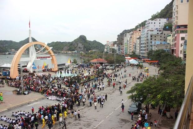 Hai Phong accueille 4,5 millions de touristes en sept mois hinh anh 1