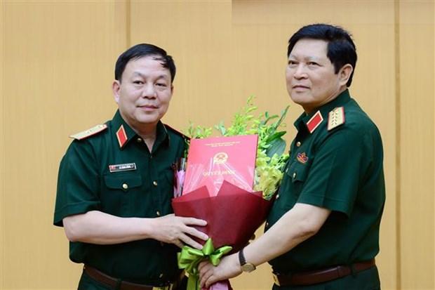 Le general de brigade Le Dang Dung prend les renes de Viettel hinh anh 1