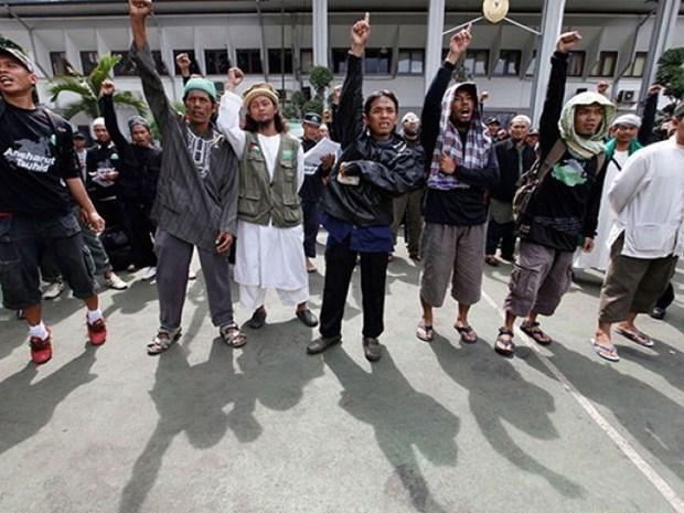 Indonesie : la cour dissout un groupe lie a l'EI hinh anh 1