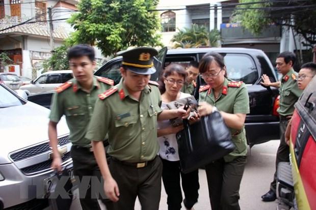 Tricherie au bac a Son La : trois personnes placees en detention provisoire hinh anh 1