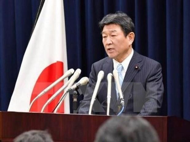 Le Japon salue l'interet du Royaume-Uni pour le CPTPP hinh anh 1