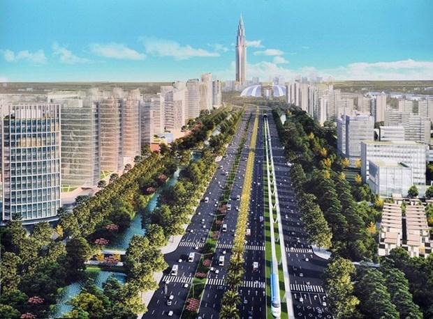 Hanoi, premiere destination des investissements directs etrangers en sept mois hinh anh 1