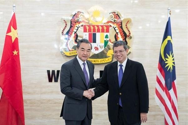 La Chine et la Malaisie s'engagent a renforcer la cooperation amicale hinh anh 1