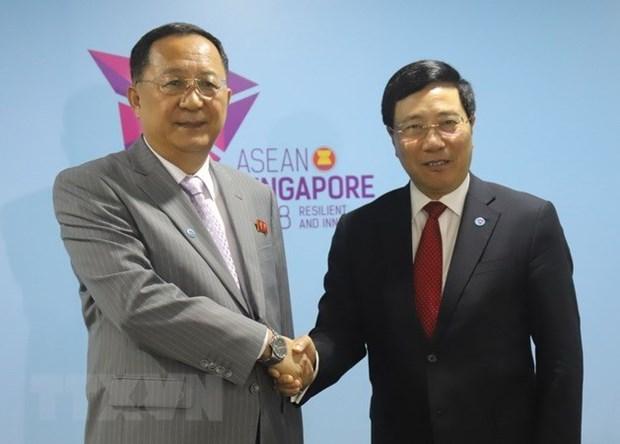 Le Vietnam veut renforcer ses liens avec le RPDC hinh anh 1