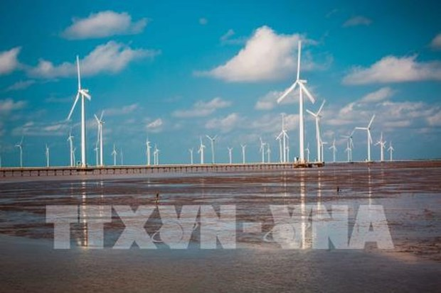 Le Vietnam s'engage pour la croissance verte hinh anh 1