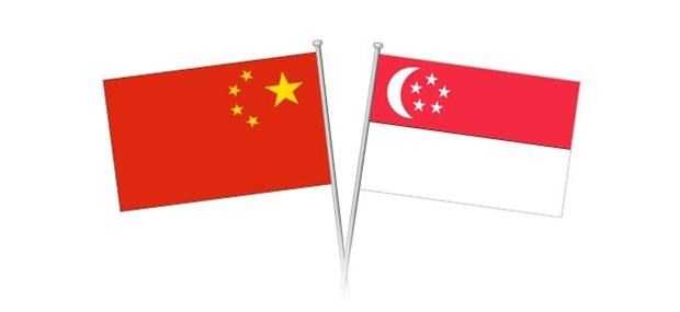 La Chine et Singapour s'engagent a renforcer leur cooperation hinh anh 1
