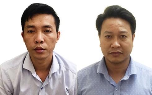 Tricherie au bac a Hoa Binh : deux personnes placees en detention provisoire hinh anh 1