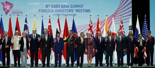 Les pays d'Asie de l'Est renforceront leur cooperation maritime hinh anh 1