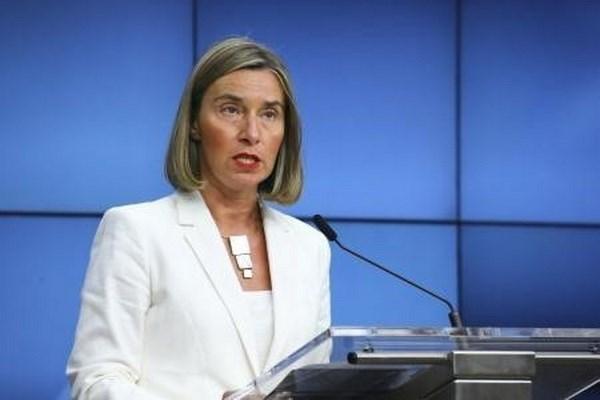 L'ASEAN et l'UE unies face au spectre d'une guerre commerciale hinh anh 1